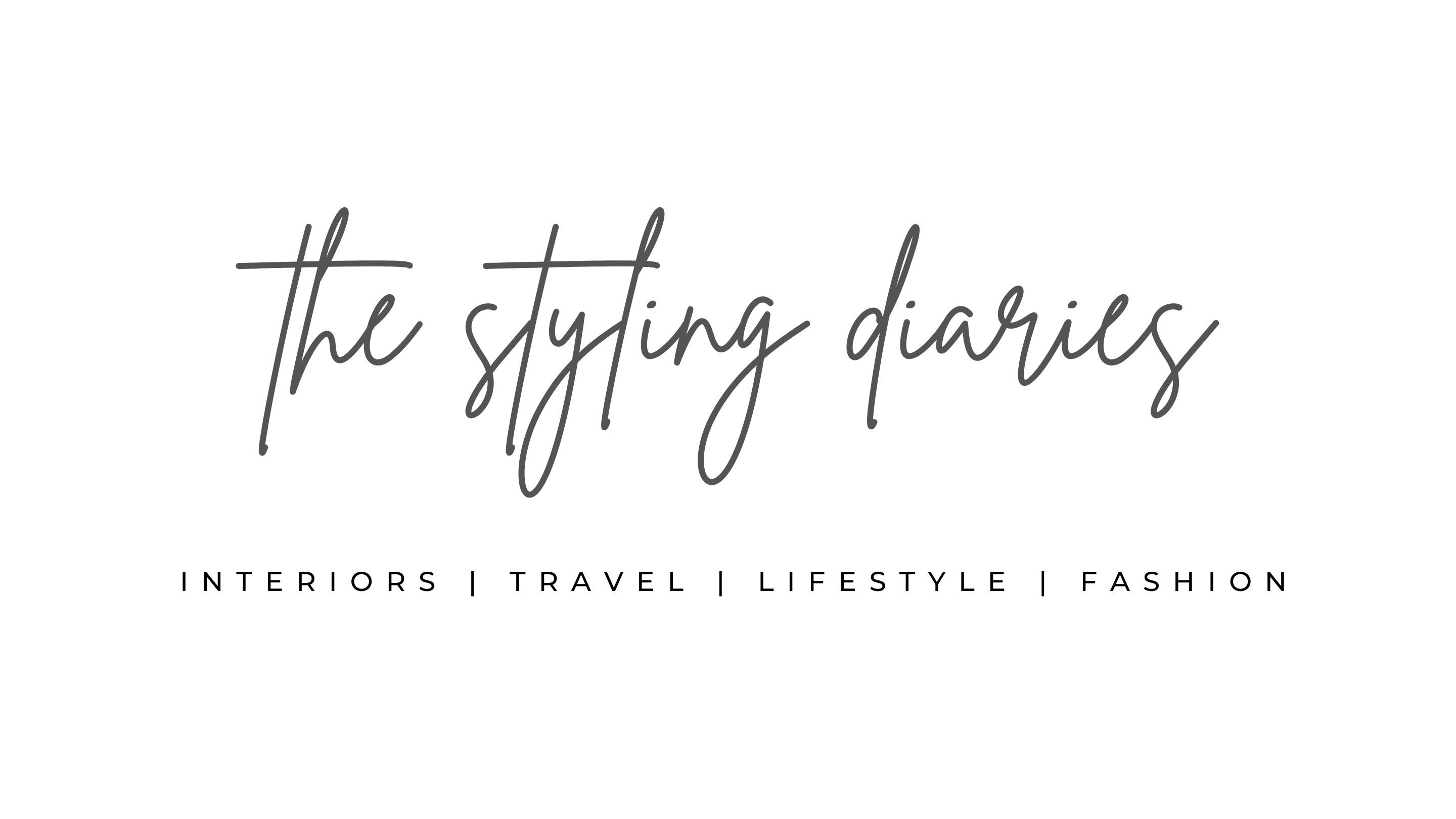 The Styling Diaries